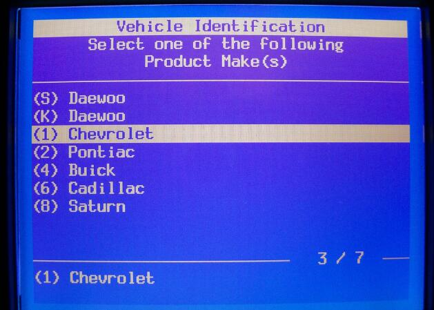 How to Program Fobs for Chevrolet 2006 by GM (4)