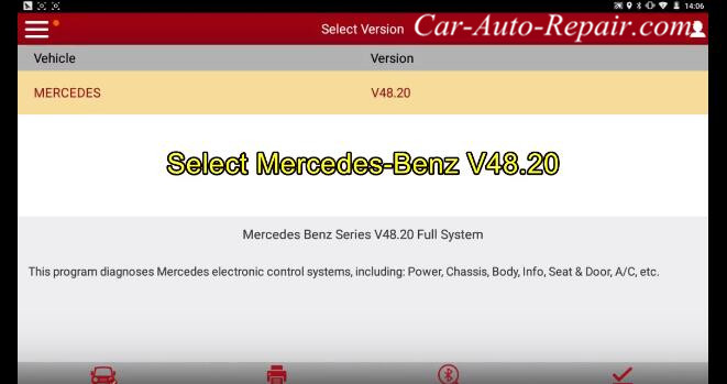 Mercedes Benz E-series(212,207) 2010 Headlight Coding Guide (1)