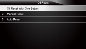 Reset Oil Service Light for Porsche Macan Turbo 2016 (2)
