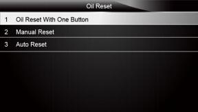 Reset Oil Service Light for Porsche Macan Turbo 2016 (2)