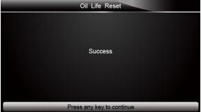 Reset Oil Service Light for Porsche Macan Turbo 2016 (3)