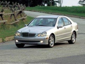 Benz C320