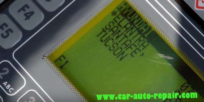 Hyundai I-20 Remote Matching by SBB Key Programmer-3