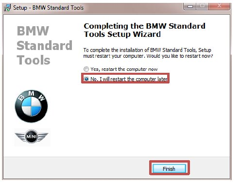 How to Install BMW Standard 2.12 Software (12)