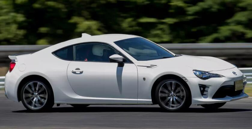 How to Turn on Hill Assist Control for Toyota 86 -1