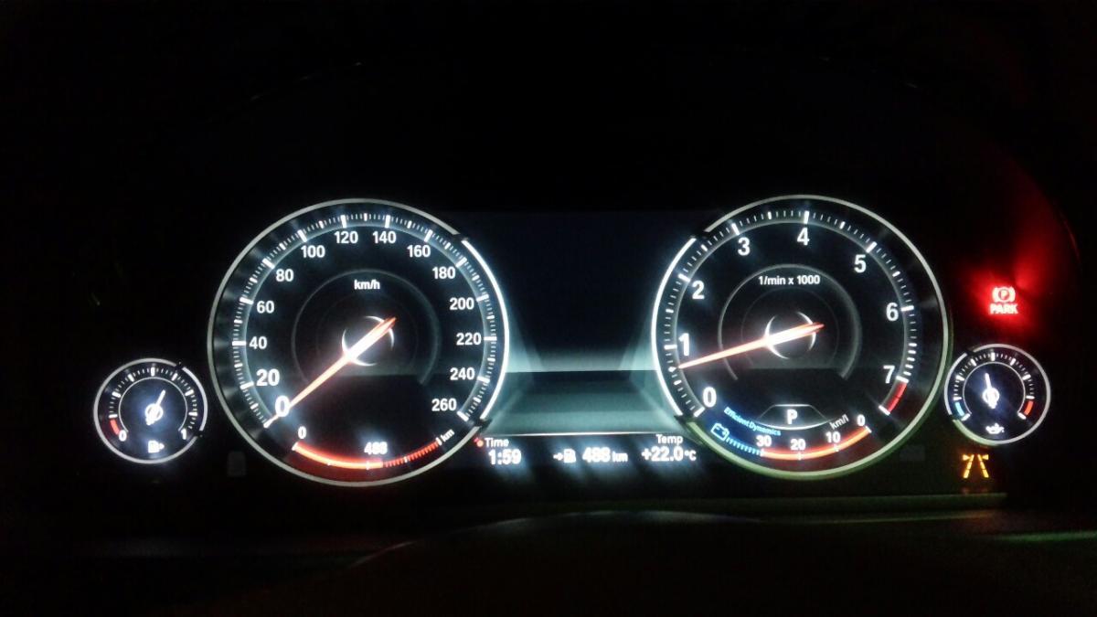 BMW 6WB MFID Instrument Cluster Retrofit And Coding
