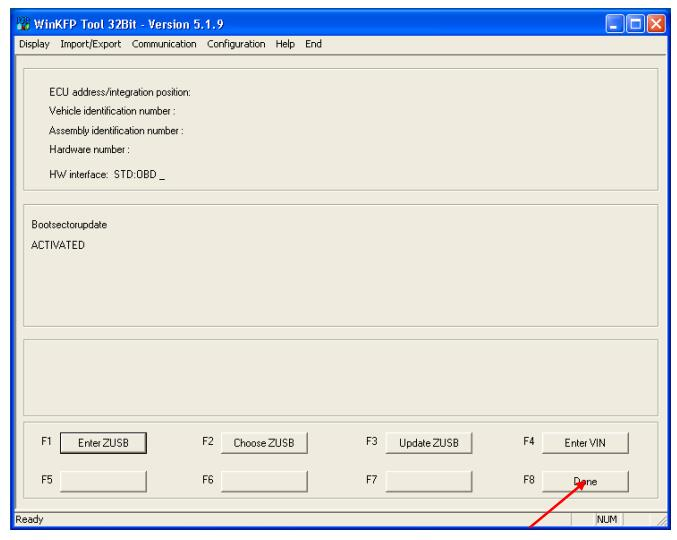 WinKFP Expert Mode Programming Configuration 42