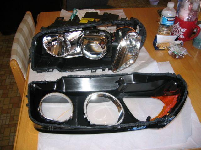 BMW X3 Angel Eyes Installation & Retrofit (6)
