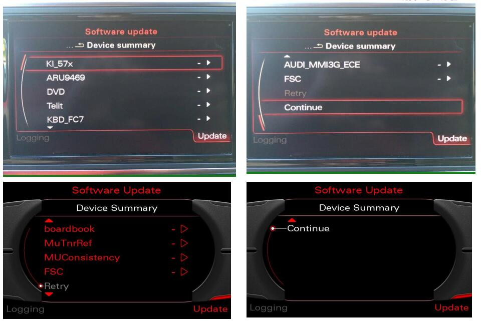 How to update Audi MMI 3G Firmware (10)