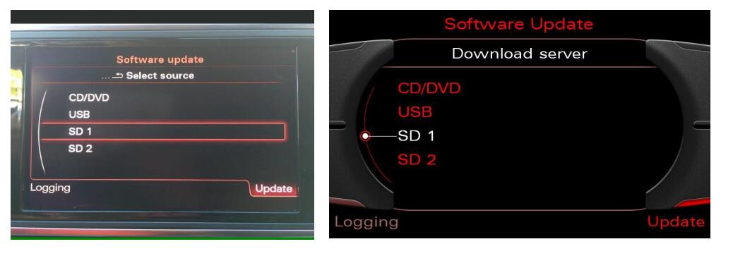 How to update Audi MMI 3G Firmware (4)
