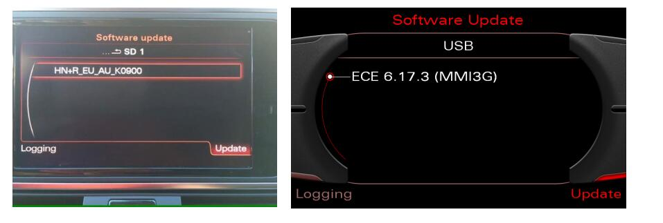 How to update Audi MMI 3G Firmware (5)