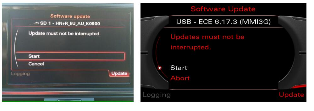 How to update Audi MMI 3G Firmware (8)