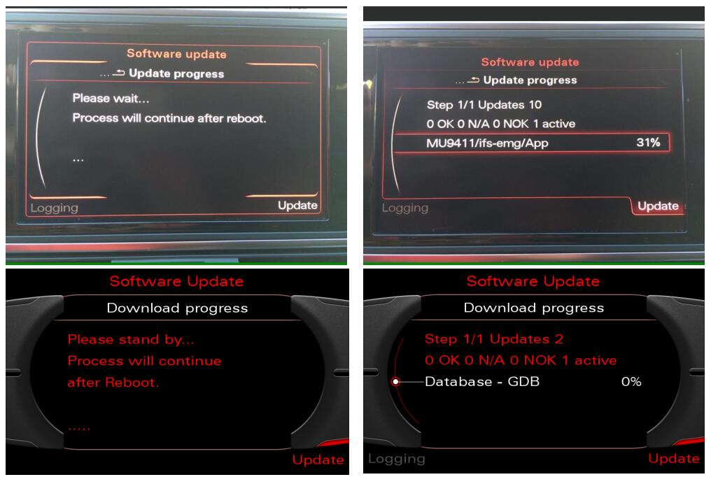 How to update Audi MMI 3G Firmware (9)