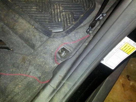 Install & Retrofit Ford Focus Heated Seat (2)