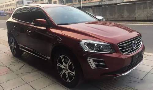 Volvo XC60 2016 All Key Lost Programming by Lonsdor K518 (1)