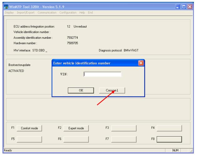 WinKFP Expert Mode Programming Configuration (25)