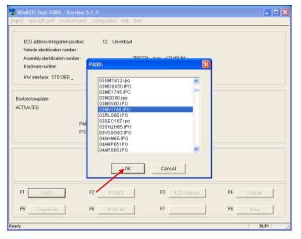 WinKFP Expert Mode Programming Configuration (28)