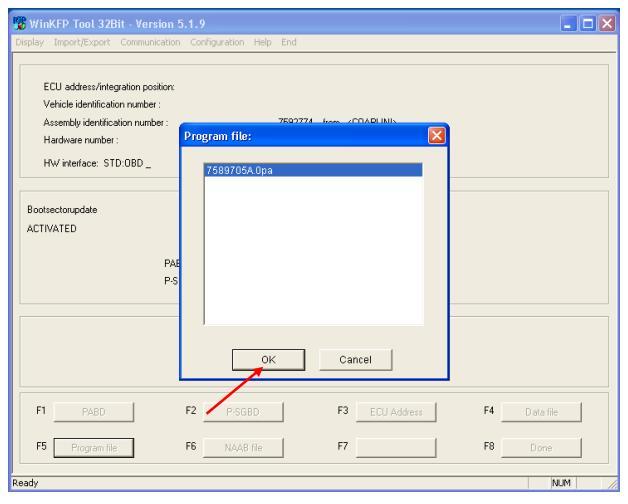 WinKFP Expert Mode Programming Configuration (34)