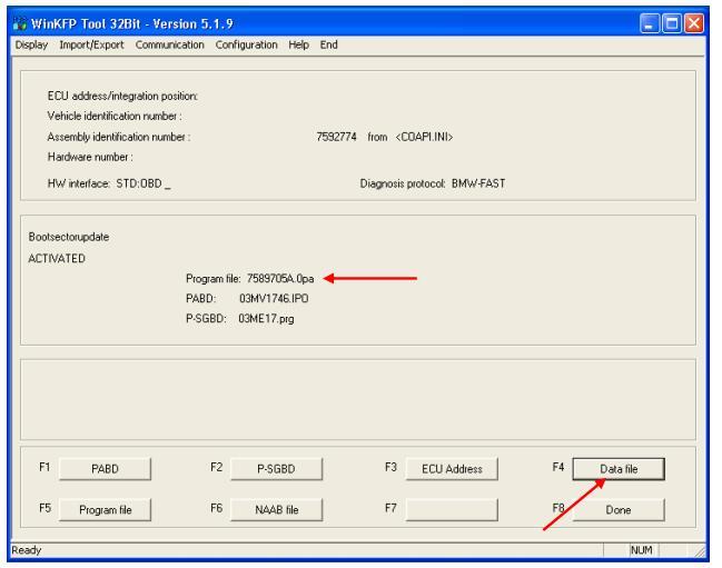 WinKFP Expert Mode Programming Configuration (35)