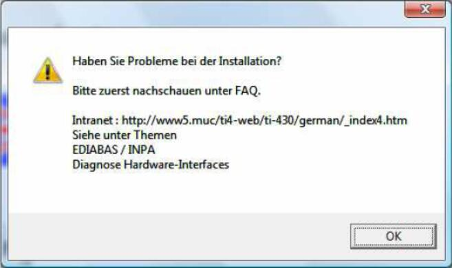 How to Install BMW INPA Software on Win XP /Win 7/ Win 8/Win