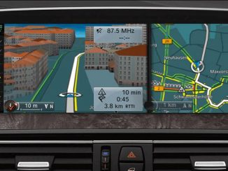 bmw navigation map update