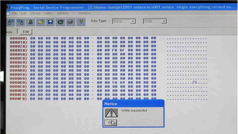 Hacking Immobilizer System When Keys Lost or Swapped ECU (29)