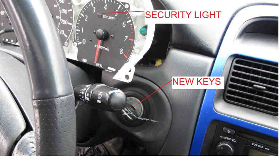Hacking Immobilizer System When Keys Lost or Swapped ECU (31)