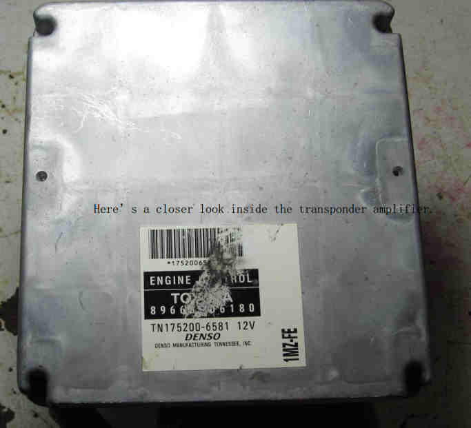 Hacking Immobilizer System When Keys Lost or Swapped ECU (5)