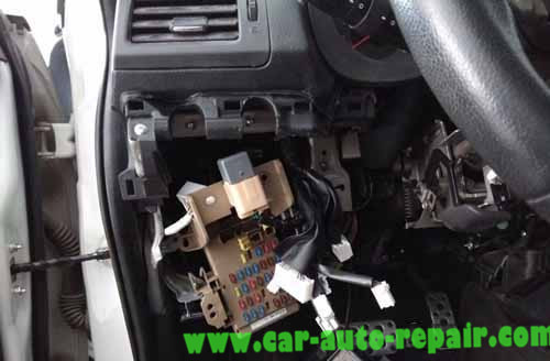 Subaru Forester 2013 All Key Lost Programming Guide (6)