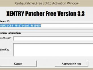 xentry open shell keygen mhh auto