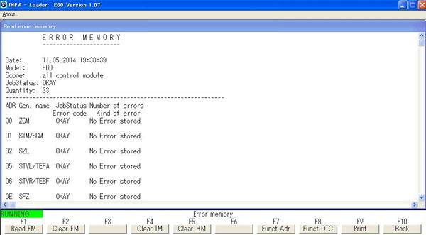 BMW INPA E60 CodingDiagnose Guide (5)
