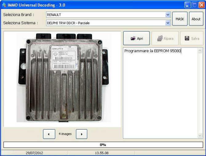 IMMO Universal Decoding 3 2/3 5/4 5 Free Download |Auto Repair
