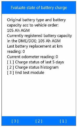 Autel MD808 Pro Manage BMW Battery System (4)