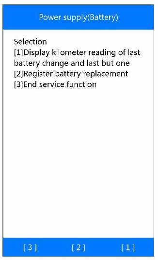 Autel MD808 Pro Manage BMW Battery System (8)