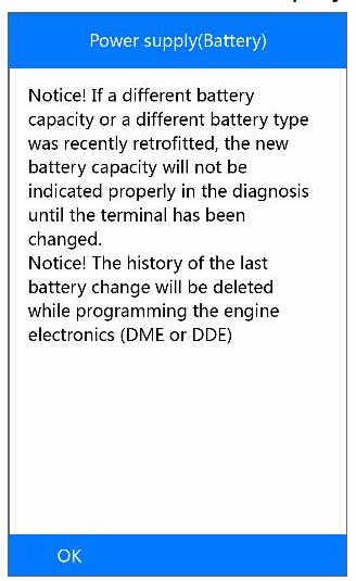 Autel MD808 Pro Manage BMW Battery System (9)