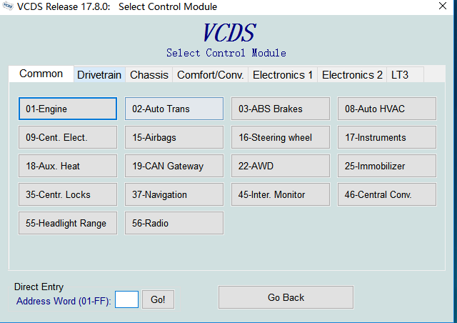 VCDS 17 8 1 Full+Loader V2/V4 Free Download |Auto Repair Technician Home
