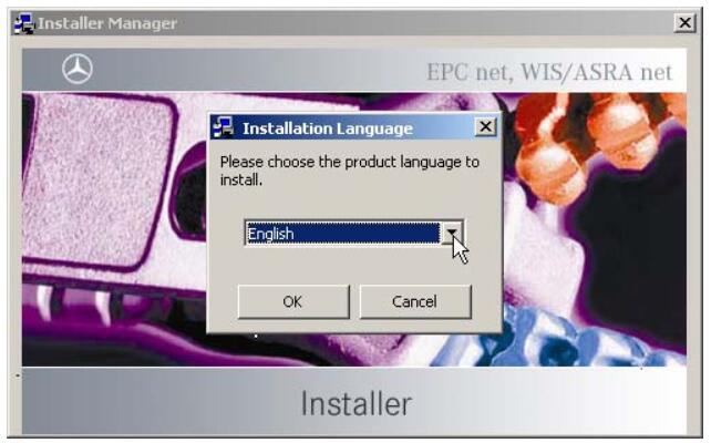 Install Original Benz EPCWISASRA net (3)