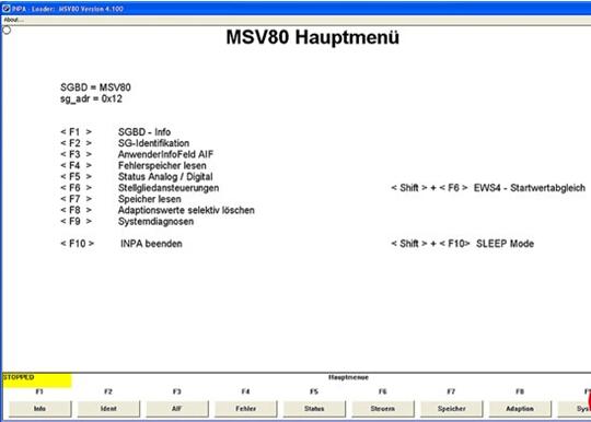 Know BMW DME MEVD Updated by BMW INPA (6)
