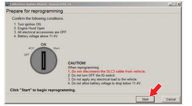 Toyota Techstream TIS Reprogramming ECU Flash (19)