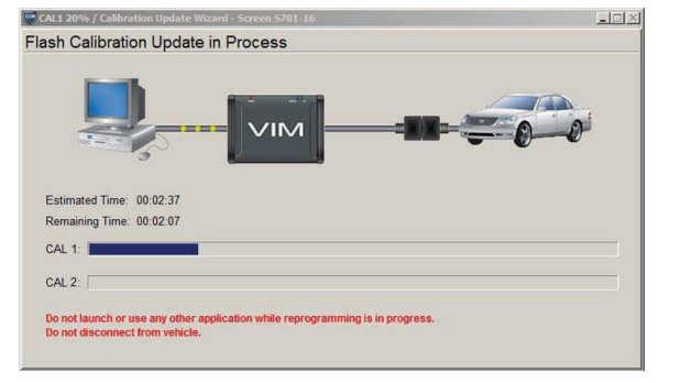 How to use Toyota Techstream TIS Reprogramming ECU Flash
