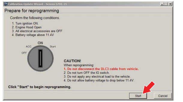 Toyota Techstream TIS Reprogramming ECU Flash (22)