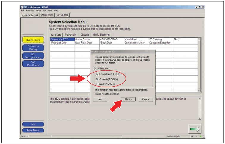 Toyota Techstream TIS Reprogramming ECU Flash (5)