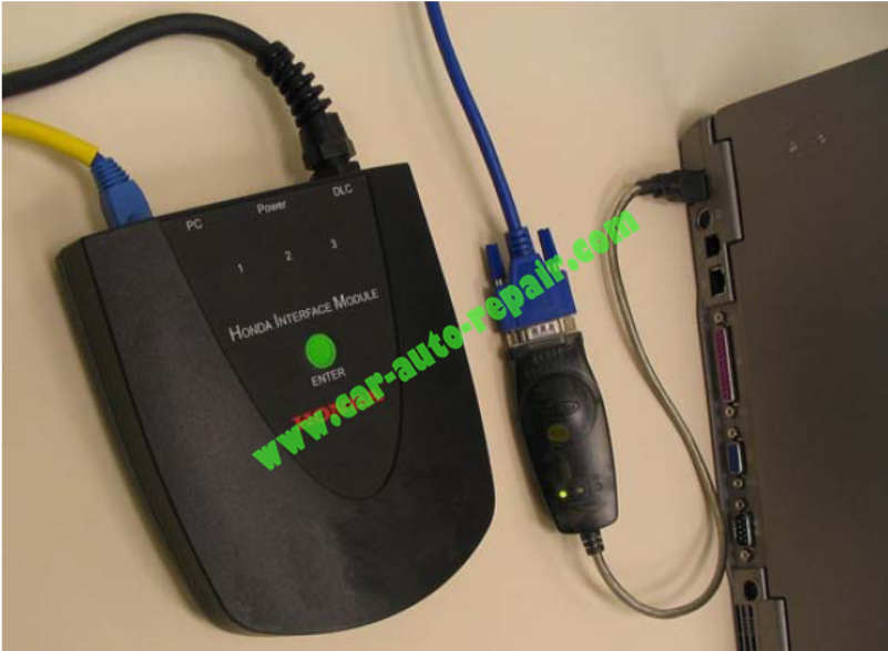 Honda HDS System USB-to-serial adapter (7)