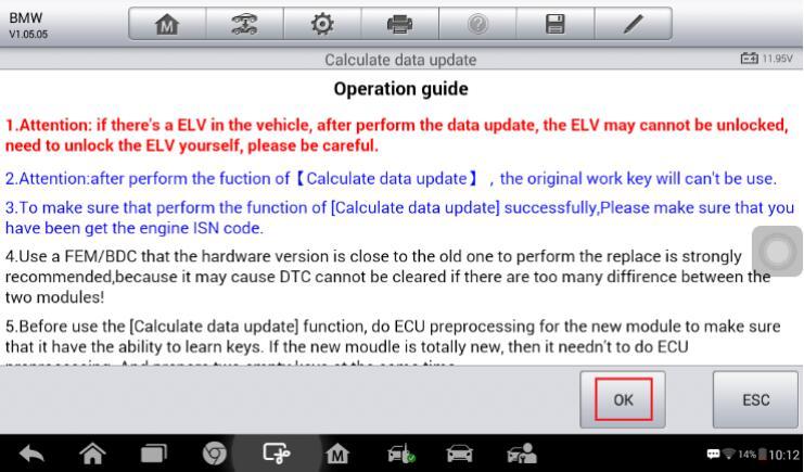 How to Renew BMW FEMBDC by Auro OtoSys IM100 (47)