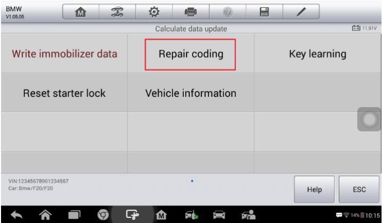 How to Renew BMW FEMBDC by Auro OtoSys IM100 (52)