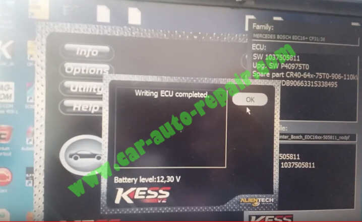 Mercedes Sprinter 315 Biturbo DPF Off by Kess V2 (6)