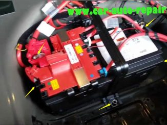 Carly BMW Register Battery for BMW F10 535i 2011 (5)