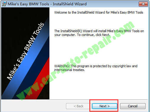 Mike Easy BWM Tool Download Installation on Win XP7810 (2)