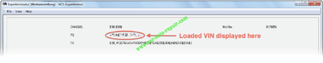 NCS Expert Reset and Coding Adaptive Light Control Modules(ALC) (8)