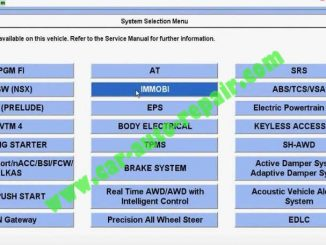 Honda HDS HIM All Key Lost Programming (1)